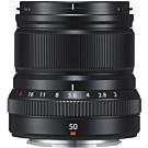 Fujifilm Fujinon XF50mm f/2.0 R WR zwart