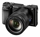 Sony A6000 zwart + 16-70mm F4 Zeiss ZA OSS