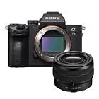 Sony a7 mark iii + 28-60mm