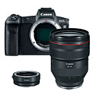 Canon EOS R + adapter + 28-70mm