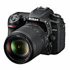 Nikon D7500 + AF-S DX 18-140mm F3.5-5.6 G ED VR