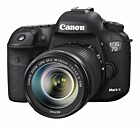 Canon EOS 7D Mark II + EF-S 18-135mm F3.5-5.6 IS STM Front Right