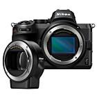 Nikon Z5 + FTZ-adapter