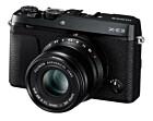 Fujifilm X-E3 + XF 50mm F2.0 zwart