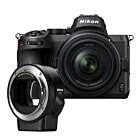 Nikon Z5 + 24-50mm f/4-6.3 + ftz adapter