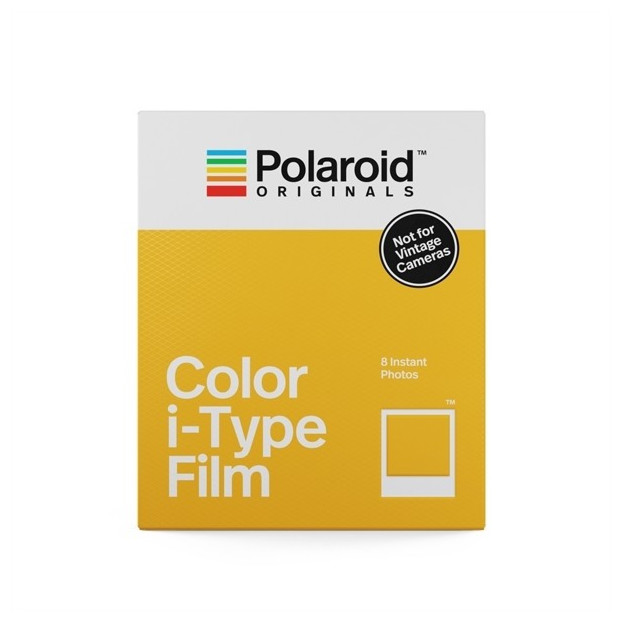 Polaroid Directklaar film Color voor I-TYPE Camera's