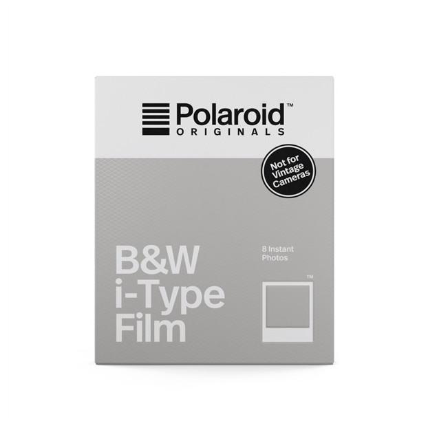 Polaroid Directklaar film zwart-wit voor I-TYPE Camera's
