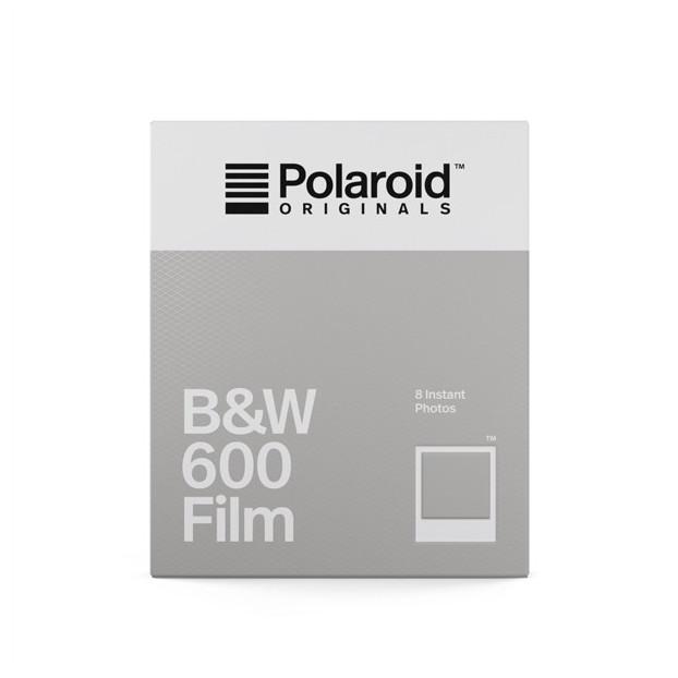 Polaroid Directklaarfilm zwart-wit - 600