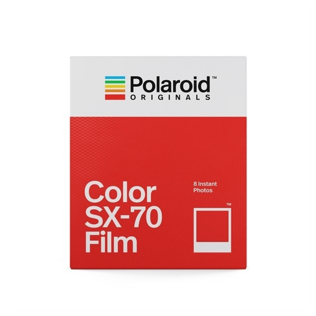 Polaroid Directklaar film Color SX-70