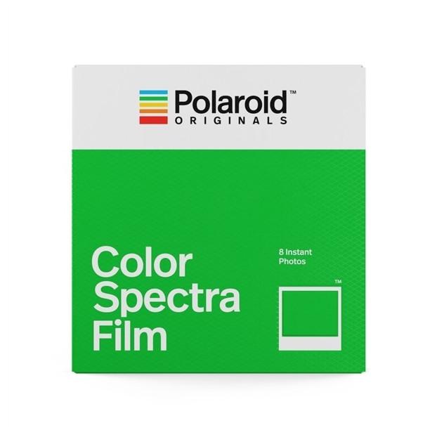 Polaroid Directklaarfilm kleur - Spectra