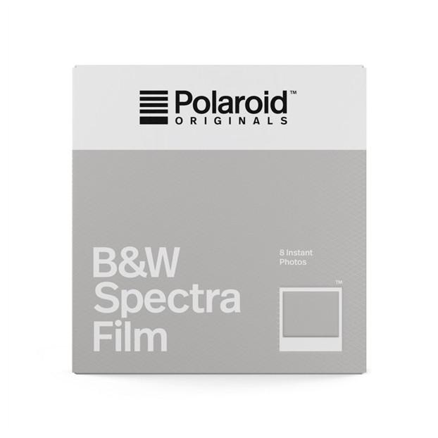 Polaroid Directklaarfilm zwart-wit - Spectra
