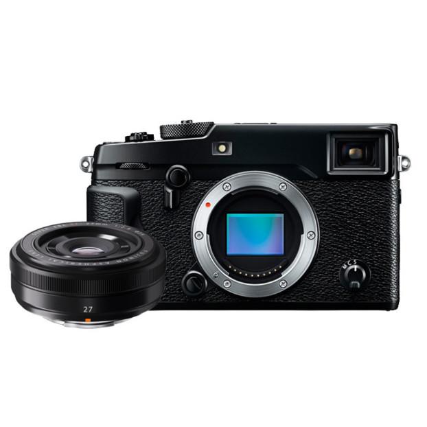 Fujifilm X-Pro2 + XF 27mm F2.8
