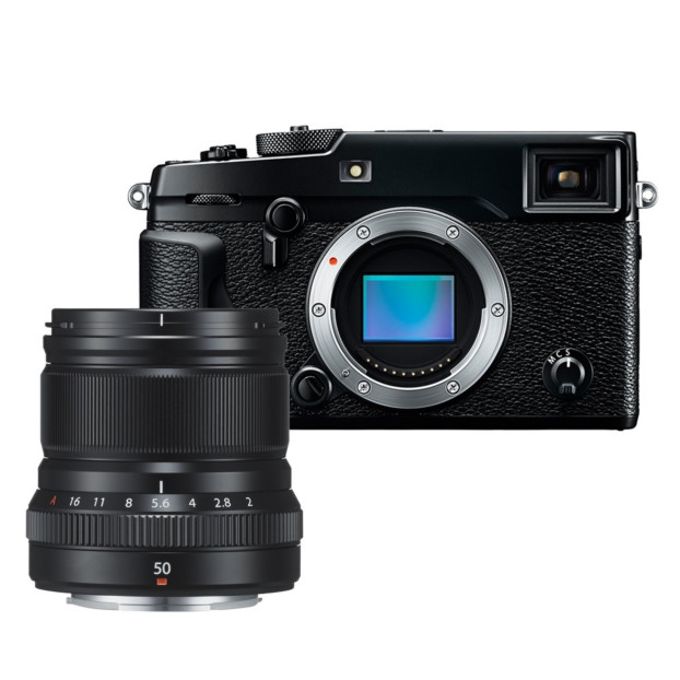 Fujifilm X-Pro2 + XF 50mm F2.0