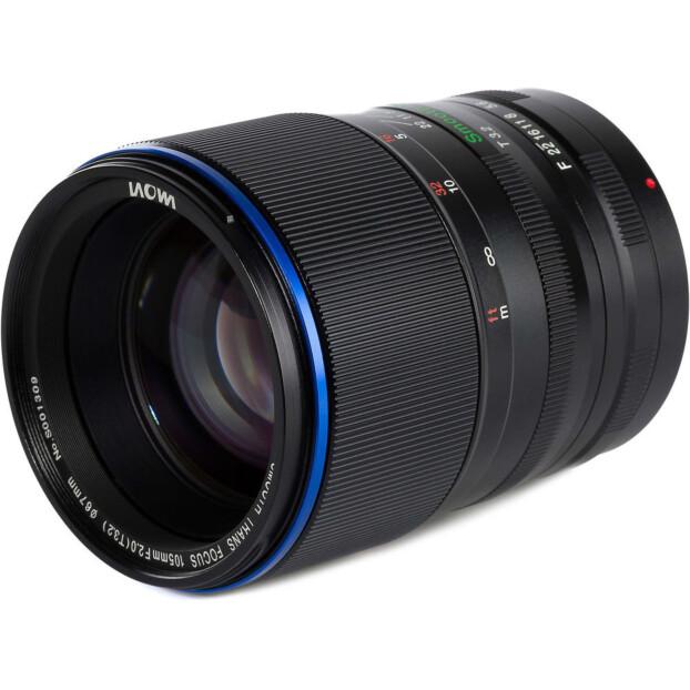 Laowa Venus 105mm f/2.0 STF   Nikon F (FX)