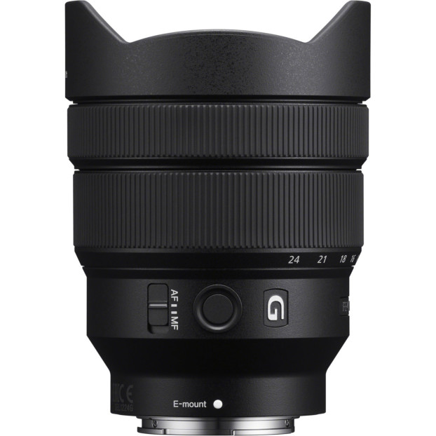 Sony FE 12-24mm F4 G ultragroothoekzoomlens