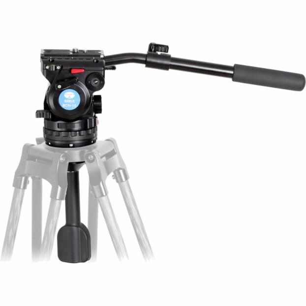 Sirui BCH-10 video statiefkop