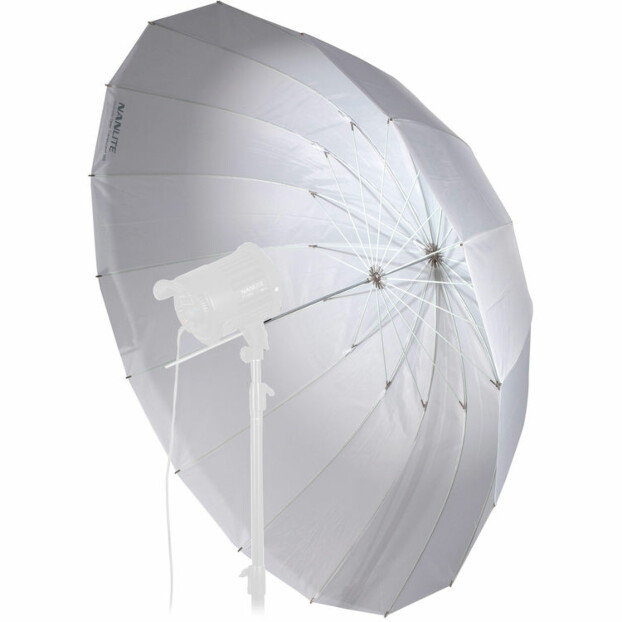 Nanlite Paraplu Deep Translucent 165cm