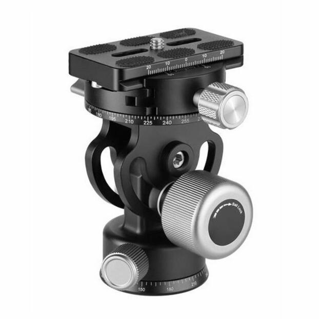 Leofoto VH-20 monopod statiefkop