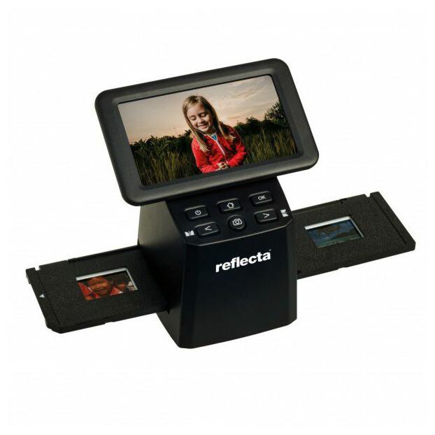 Reflecta X33 film scanner