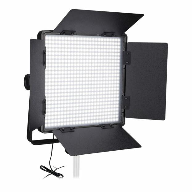 Nanlite 600 CSA Bi-color LED paneel