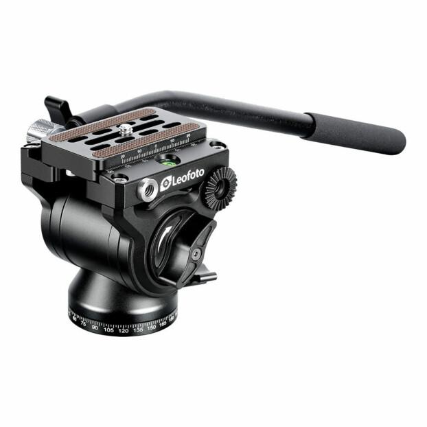 Leofoto BV-5 Fluid Video statiefkop