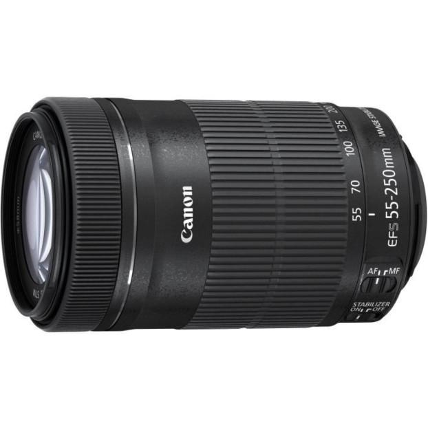 Canon EF-S 55-250mm F4.0-5.6 IS STM