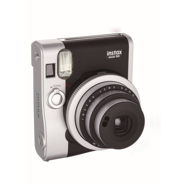 Fujifilm Instax Mini 90S Neo Classic incl. accu