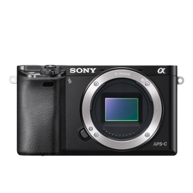 Sony A6000 Body zwart (ILCE-6000B)