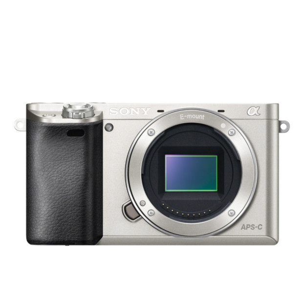Sony A6000 Body zilver (ILCE-6000)