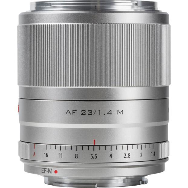 Viltrox 23mm f/1.4 AF   Canon EF-M