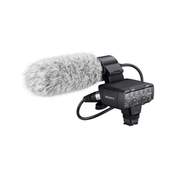 Sony XLR-K2M Adapterset en Shotgun Microfoon