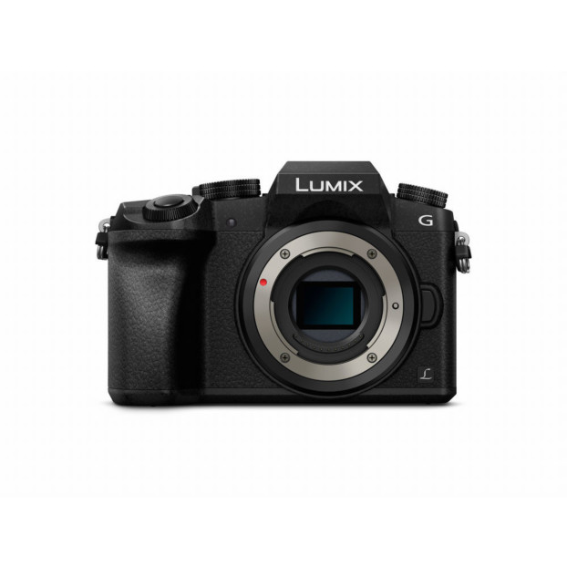Panasonic LUMIX DMC-G7 Body zwart