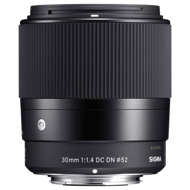 Sigma 30mm F1.4 DC DN (C) MFT