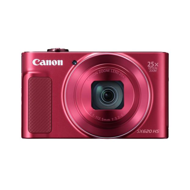 Canon Powershot SX 620 HS rood