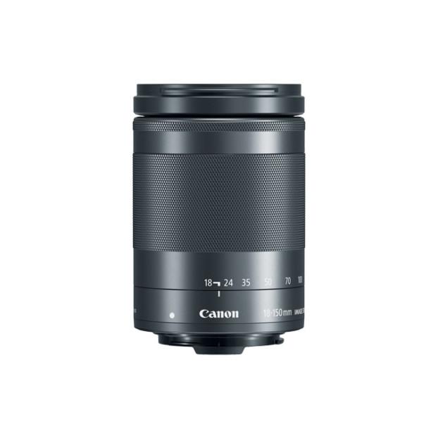 Canon EF-M 18-150mm f/4.5-6.3 IS STM zwart