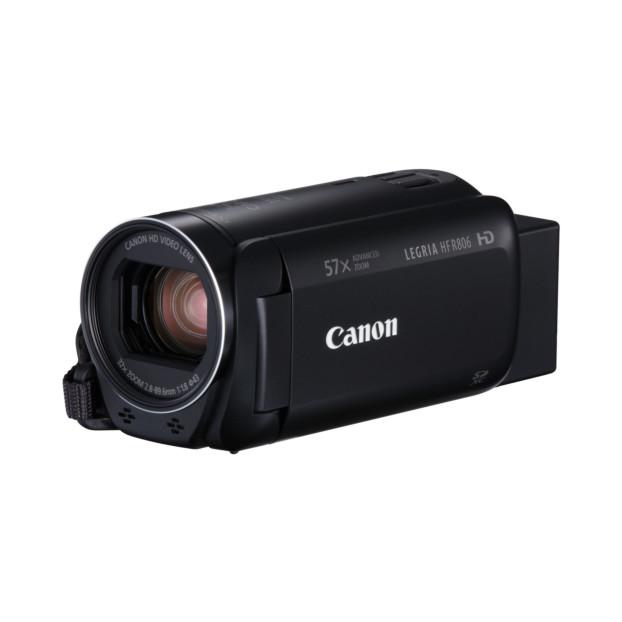 Canon Legria HF-R806 Full-HD Camcorder zwart
