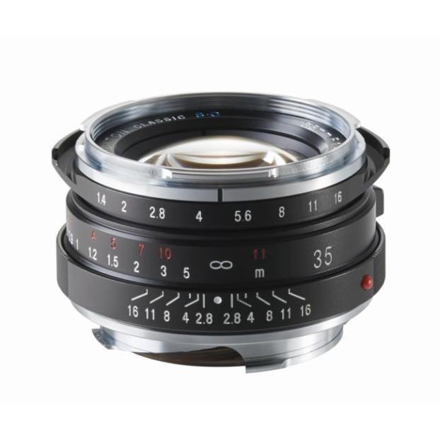 Voigtländer Nokton 35mm F1.4 S.C.mm Black M-Bajonett