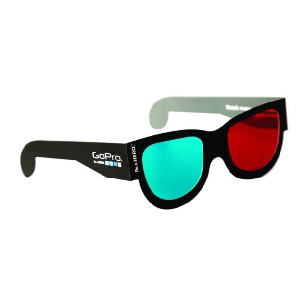 GoPro 3D Glasses 5 pieces