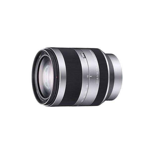 Sony E 18-200mm F3.5-6.3