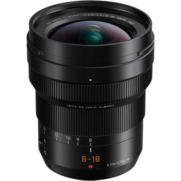 Panasonic Leica DG Vario Elmarit 8-18mm f/2.8-4.0 Asph.