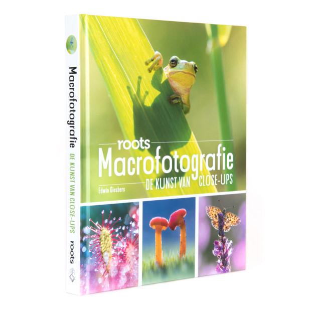 Macrofotografie: de kunst van close-ups, fotoboek Edwin Giesbers