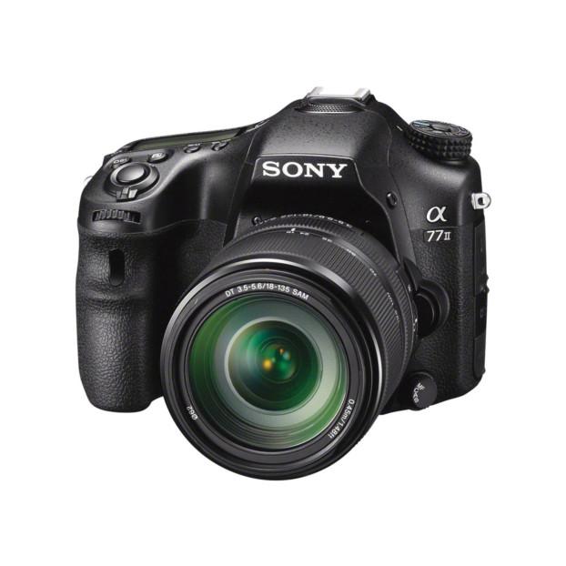 Sony Alpha SLT-A77II +  DT 18-135mm F3.5-5.6 SAM