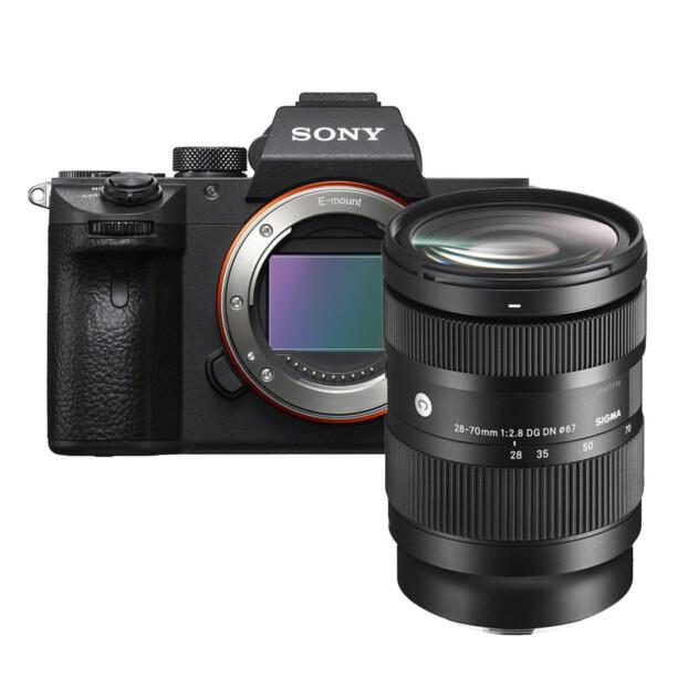 Sony A7 mark III + Sigma 28-70mm f/2.8
