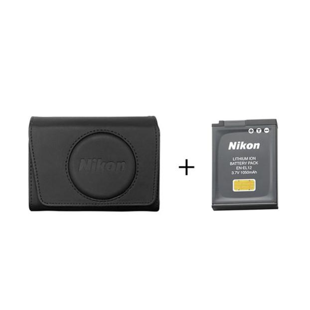 Nikon Accessoires Kit COOLPIX A900 (Accu + Tas)