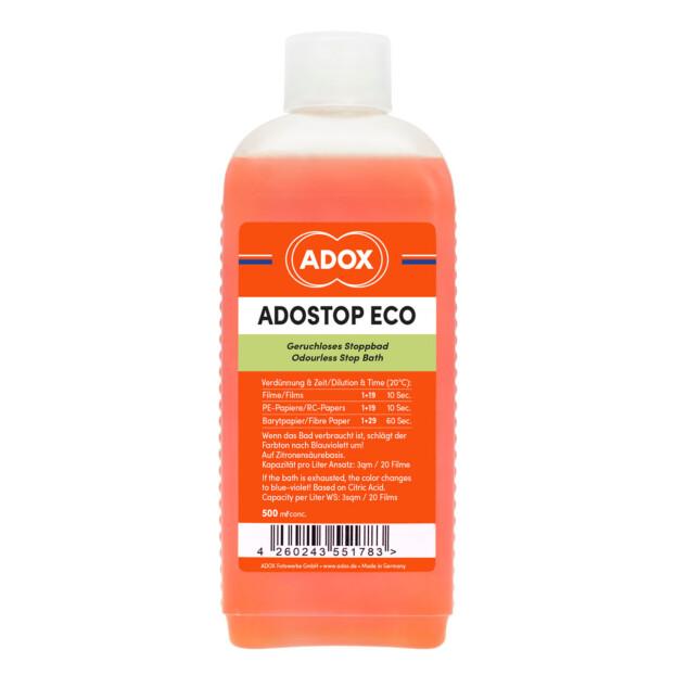 Adox Adostop Eco Stopbad met indicator 1000 ml