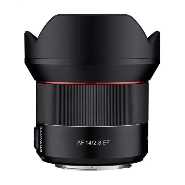 Samyang 14mm F2.8 AF Canon