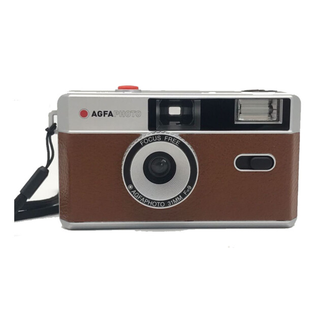 AgfaPhoto Reusable Analoge Camera | Bruin