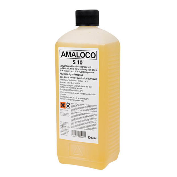 Amaloco S 10 Reukloos signaal Stopbad S/B 1L