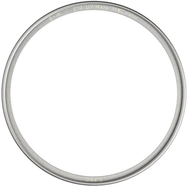 B+W T-Pro 010 UV-filter MRC Nano | 62mm