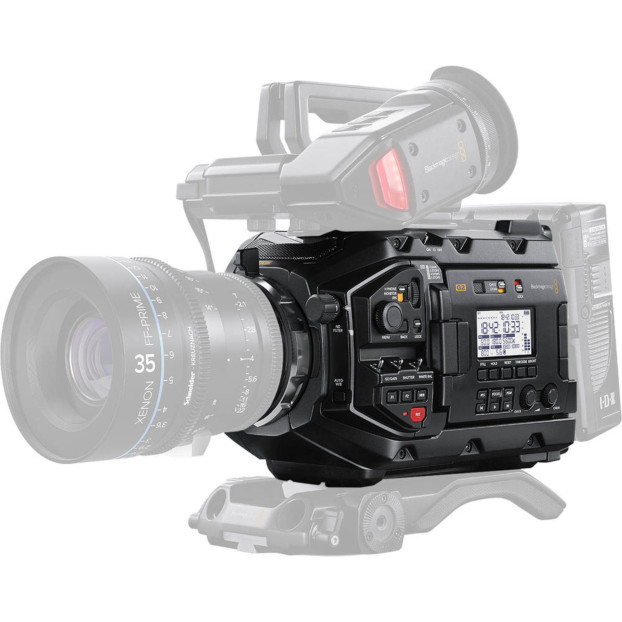 Blackmagic URSA Mini Pro 4.6K G2 - EF-vatting